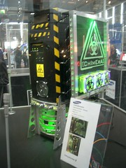 Case Modding (P4921) (Thomas Becker) Tags: hannover case modding messe emc cebit2005 casemodding