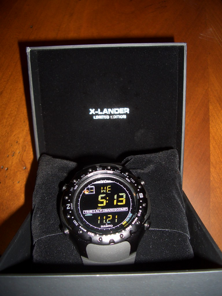 Used Cars For Sale In Mn >> Suunto X-Lander Limited Edition Military - 6SpeedOnline - Porsche Forum and Luxury Car Resource