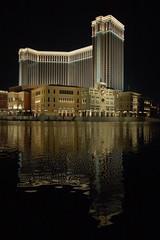 Macao new casino (miiichou) Tags: night d50 hongkong casino ville mgapole