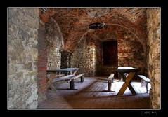 Castle Chamber (Mariusz Petelicki) Tags: castle bravo poland polska chamber hdr zamek lipowiec babice mywinners canon400d wygiełzów aplusphoto komnata mariuszpetelicki