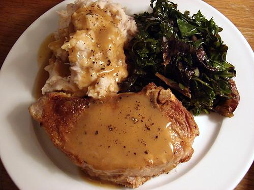 Dinner:  December 18, 2007