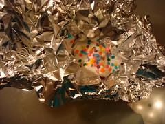 Parcel 3: Tin foil