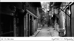 (Royal Shi) Tags: bw house 120 film documentary lane fuzhou agfa 612  apx400