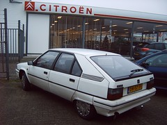 Citron BX 16 TGI (regtur) Tags: auto holland cars netherlands dutch car french automobile citroen nederland voiture 16 tgi dealer doetinchem bx medion ruesink