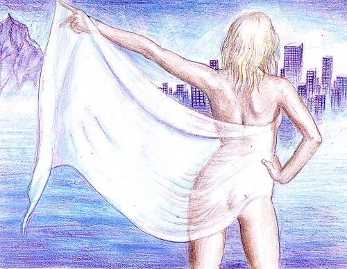 Nud Cu Oras Si Mare