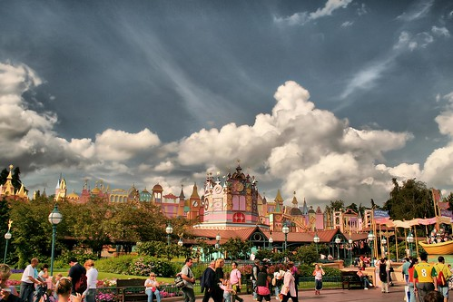 Disneyland Resort, Paris