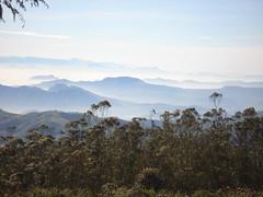 view from doddabetta peak, ooty, the nilgiri