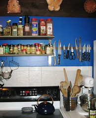 Kitchen Wall Right