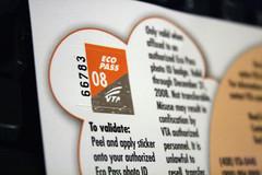 Eco Pass 2008
