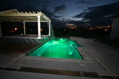 Leisure Pools - Elegance 33 - inground fiberglass pools Chicago, Illinois