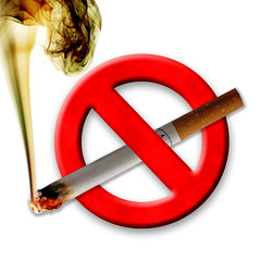 No-Smoking Logo by hegarty_david