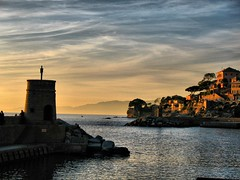 Light & shadow (klausthebest) Tags: light sunset shadow sea sky italy cloud lighthouse faro atardecer italia tramonto nuvole mare harbour liguria ombra porto cielo lightshadow luce italians nubi themoulinrouge recco fpc goldenglobe wonderworld firstquality supershot 35faves passionphotography abigfave luceedombra anawesomeshot aplusphoto flickrplatinum holidaysvacanzeurlaub superbmasterpiece ysplix theunforgettablepictures onlythebestare photofaceoffwinner betterthangood theperfectphotographer goldstaraward