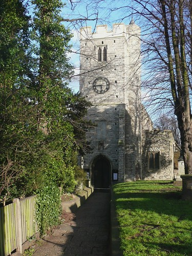 St.Mary Magdalene Church ,Gillingham,Kent