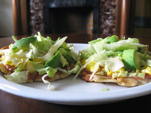 Breakfast sopes
