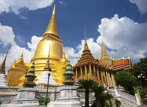 Wat phra kaew yunphoto