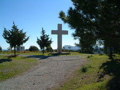 Afantou cross on hill (D.J.Kozas) Tags: cross greece rhodes rodi rhodos afandou afantou