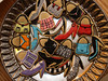 Purses & Pumps, #2 (nikkicookiebaker) Tags: highheels handbags purses decoratedcookies
