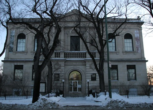 Carnegie Library / City of Winnipeg Archives
