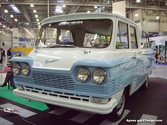start_001 (the new trail of tears) Tags: auto classic car start gaz mini voiture soviet socialist van zil russian ussr cccp ctapt