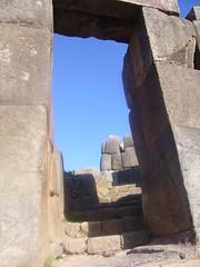 Sacsayhuaman porte