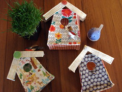 Batch of Birdhouses