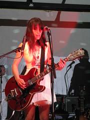 Feist's guitar