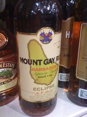 Mount Gay!