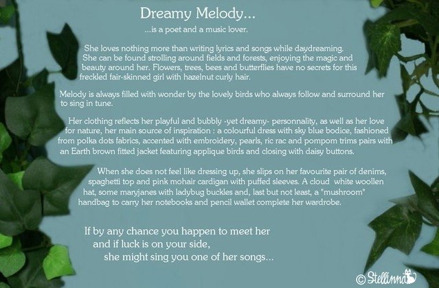 Dreamy Melody / story