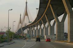 Bangkok (jo.sau) Tags: city bridge thailand asia bangkok siam mega thep krungthep krung