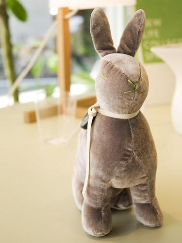 IDEE開幕限量兔