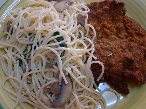 Esparguete... uma sugestão!