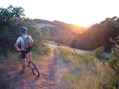 Annadel Sunset Ride