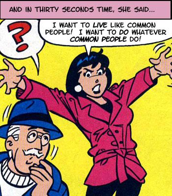 Archie vs. Common People