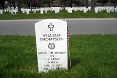 William Thompson (August 16, 1927  August 23, 1950) (Sheena 2.0) Tags: usa ny newyork america li us longisland kia farmingdale koreanwar vietnamwar unitedstatesarmy medalofhonor nassaucounty longislandnationalcemetery killedinaction williamthompson 11735 25thinfantrydivision zip11735 sheena20 allrightsreservedsheenachi sheenachi