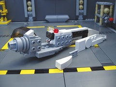Generics #1 step 2 (peterlmorris) Tags: toy construction fighter lego howto build instruction moc starfighter