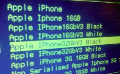 iphone 32GB V3