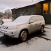 Snow in Tarraleah