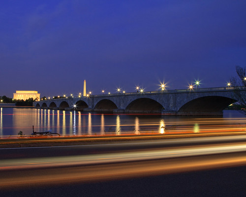 Twilight on the Potomac