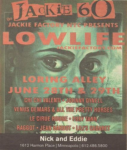 06-28 & 29-08 Lowlife @ Nick & Eddie, Mpls, MN