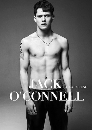 Jack O'Connell by Kai Z Feng Blog