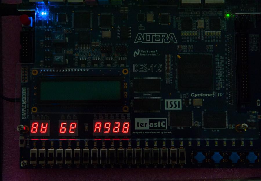 FPGA programming at kwartzlab 101