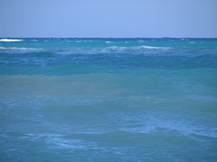 Ocean Blue (akahodag) Tags: ocean blue fab water mexico rivieramaya supershot