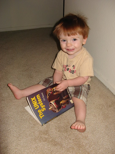 Henry reads about Unix
