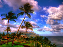 Princeville, North Shore, Kauai, Hawaii (ms4jah) Tags: ocean sky beach clouds hawaii pacific north shore kauai hanalei princeville ms4jah scenicsnotjustlandscapes