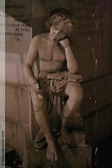 la fontaine de Craponne  Salon (Dominique Lenoir) Tags: sculpture france fountain statue photo foto brunnen fuente skulptur escultura salon provence fotografia enfant estatua fontana fontaine statua standbeeld bron esttua garon beeldhouwkunst scultura fotografa southfrance rzeba bouchesdurhne salondeprovence bildhauerei 13300 kuvanveisto craponne adamdecraponne dominiquelenoir