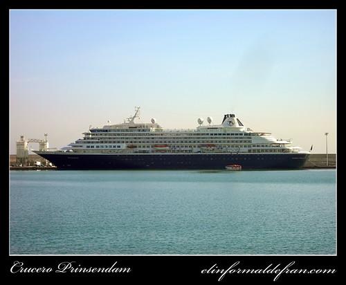 Crucero Prinsendam