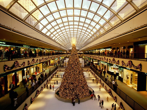 Galleria, Houston, Texas (by kruhme)