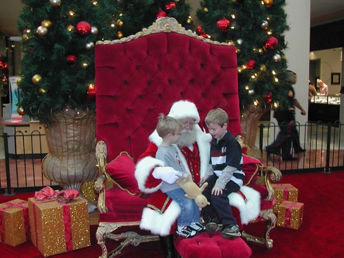 Telling Santa What We Want