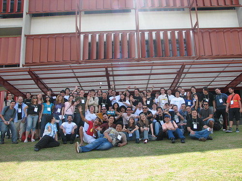 Galera Toda do BlogCamp PR