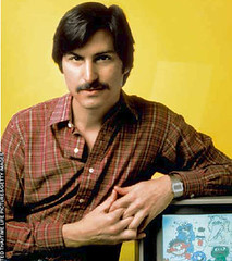 Steve Jobs (old school)